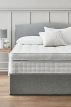 3000 Anti Allergy Pocket Sprung Firm Mattress With Box Top