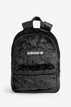 adidas Originals Black Velvet Backpack