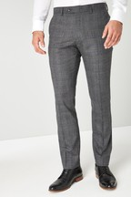 Luigi Botto Signature Check Suit: Trousers