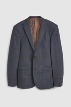 Luigi Botto Signature Check Suit: Jacket