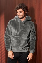 Fleece Overhead Hoody