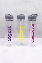 Personalised Water Bottle by Loveabode