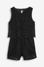 Lace Playsuit (3-16yrs)
