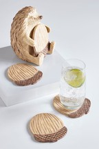 Hedgehog Coaster Holder