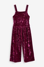 Sparkle Velour Jumpsuit (3-16yrs)