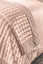 Lipsy Quilted Throw