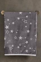 Sparkly Star Towels