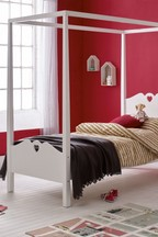 Holly Four Poster Bed By The Children's Furniture Company