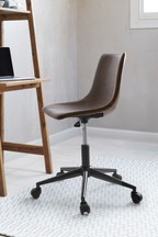 Wyatt Faux Leather Office Chair