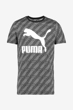 Puma® All Over Print Graphic Tee