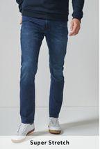 Super Stretch Jersey Jeans