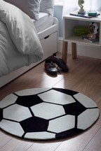 Tufted Football Rug