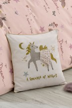 Enchanted Unicorn Cushion