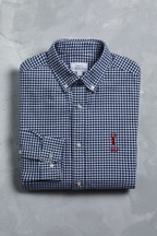 Personalised Gingham Shirt