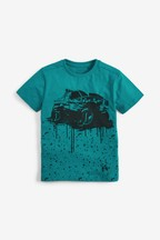 Monster Truck T-Shirt (3-16yrs)