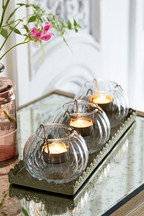 Scalloped Tealight Caddy