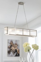 Ashdown 4 Light Linear Pendant
