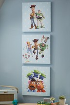 3 Pack Toy Story 4 Canvases
