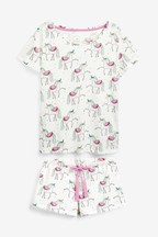 Just Like Me Unicorn Short Set