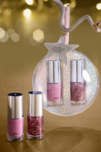 Set of 2 Glam Nail Polish Bauble