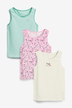 3 Pack Unicorn Character Vests (1.5-12yrs)