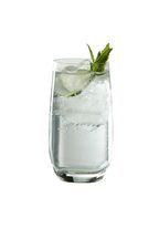 Set of 4 Crystal Tumbler Glasses