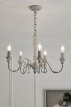 Celine 5 Light Chandelier