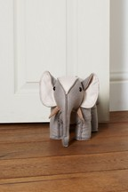 Edwin the Elephant Doorstop