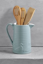Duck Embossed Utensil Pot