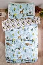 Winterland Simply Soft Brushed Duvet Cover and Pillowcase Set