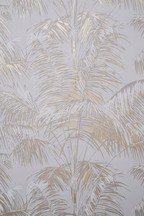 Paste The Wall Palm Leaf Wallpaper Sample