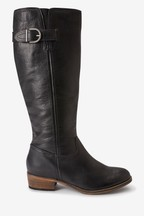 Forever Comfort® Casual Knee High Boots