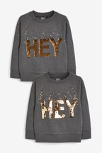 Crew Neck Sweatshirt (3-16yrs)