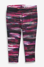Cropped Sports Leggings (3-16yrs)