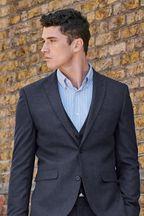 Flannel Suit: Waistcoat