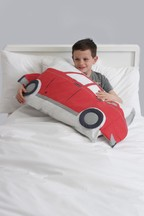 Car Shaped Pillowcase