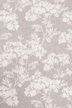 Paste the wall Calm Floral Wallpaper Sample