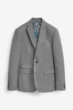 Birdseye Suit: Jacket