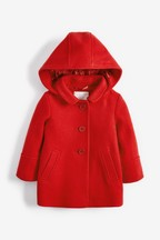 Smart Coat With Wool (3mths-7yrs)