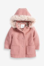 Wool Blend Duffle Coat (3mths-7yrs)