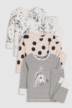 Bunny Snuggle Pyjamas Three Pack (9mths-8yrs)