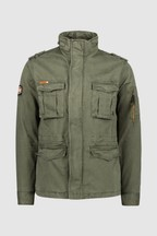 Superdry Khaki Rookie Jacket