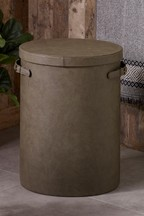 Salvage Effect Laundry Hamper