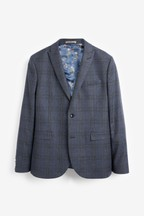 Marzotto Signature Check Suit: Jacket