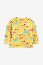 All Over Print Character Sweatshirt (3mths-7yrs)