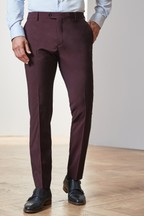 Tollegno Signature Suit: Trousers