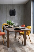 Logan Double Extending Dining Table