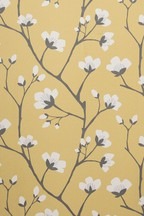 Paste The Paper Graphic Floral Wallpaper Sample