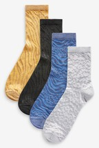 Silky Touch Socks Five Pack