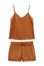 Cami Jacquard Short Set